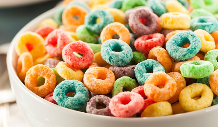 diet for children with adhd food additives