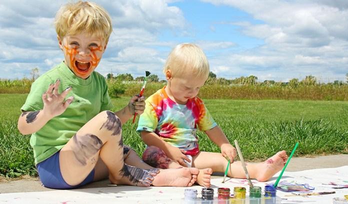 importance of outdoor play brain development
