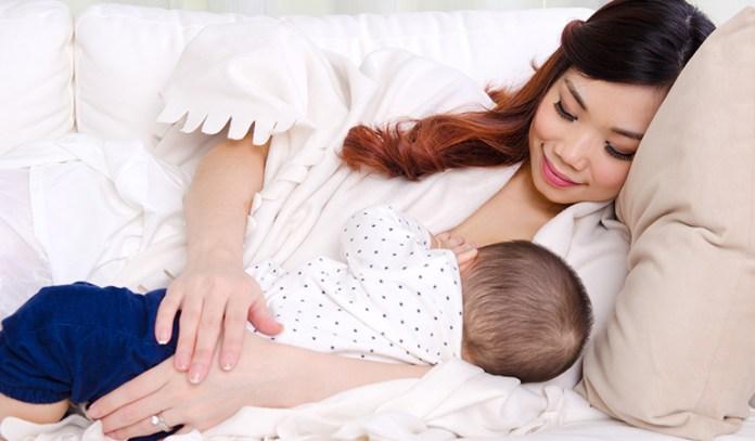 Improve Gut Bacteria: Breastfeed Infants