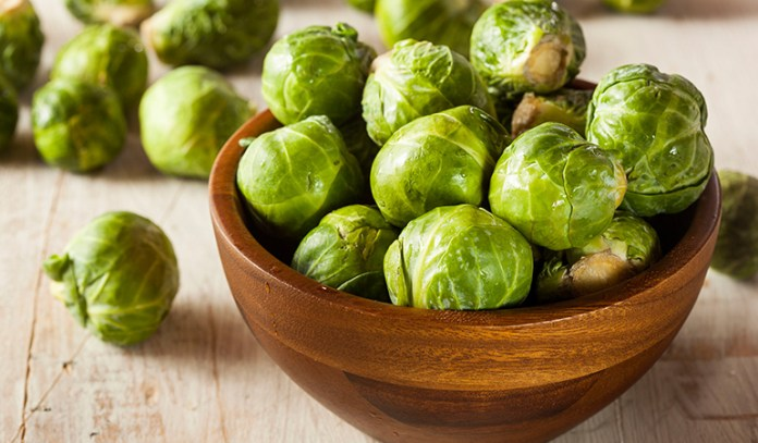 Brussels Sprouts Relieve Constipation