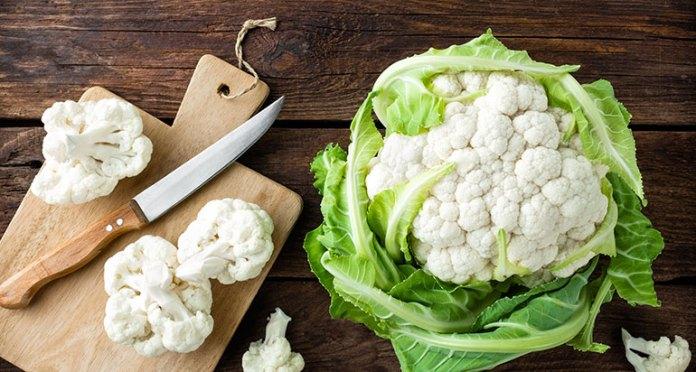 Cauliflower Crust Bun Is An Alternative For Regular Bun