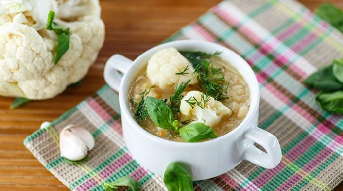 Cauliflower Mash Is An Alternative For Mashed Potato