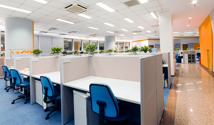 Beautiful workstations can improve happiness at work