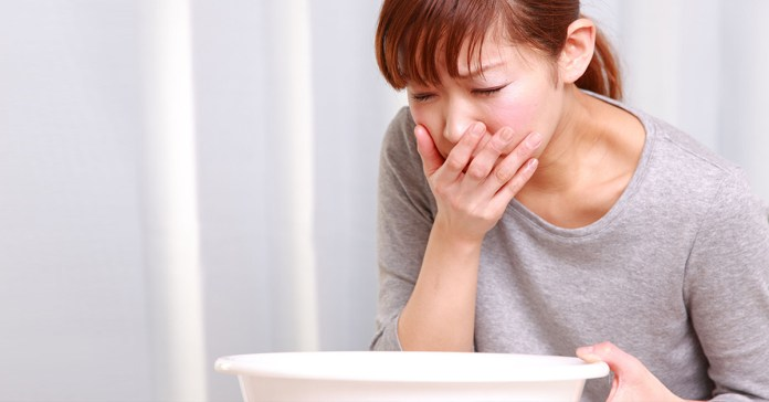 The Link Between Dehydration And Vomiting