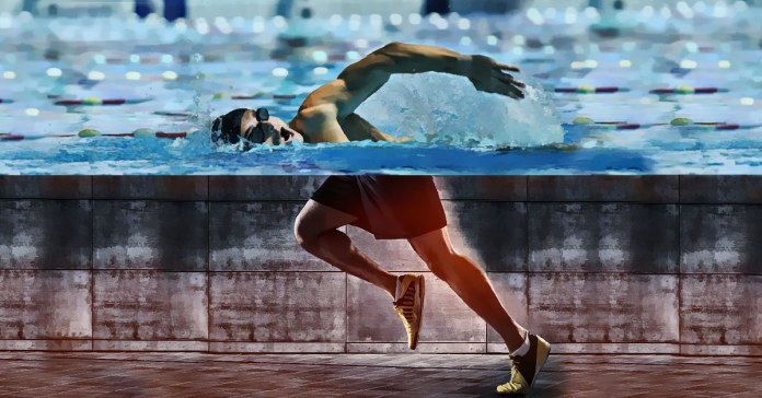 Does Swimming Burn More Calories Than Running