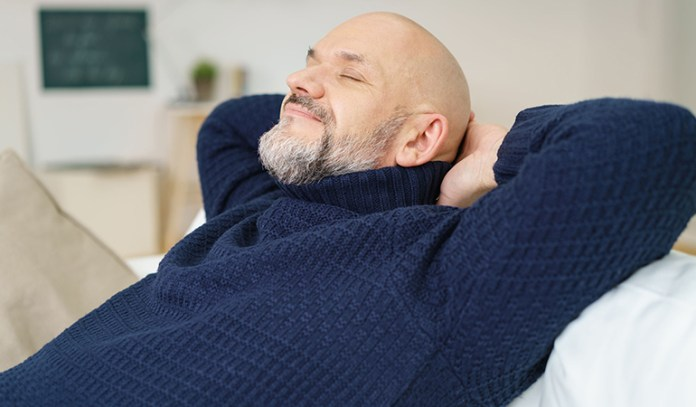 Quality sleep helps improve happiness at work