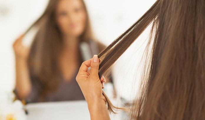 Excessive Drying_Unhealthy Side Effects Of Straightening Hair