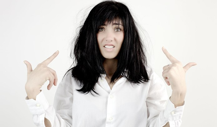 Frizziness_Unhealthy Side Effects Of Straightening Hair