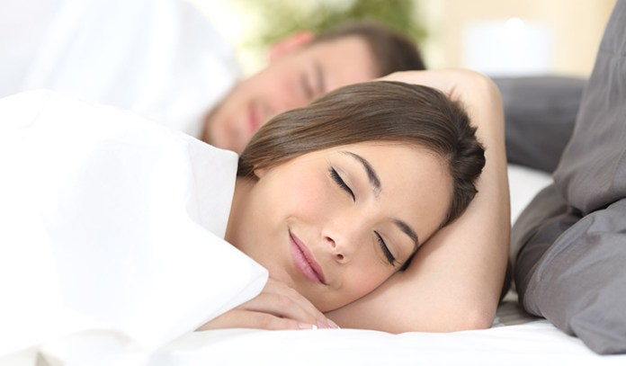Getting Enough Sleep Helps You Look Good Without Makeup