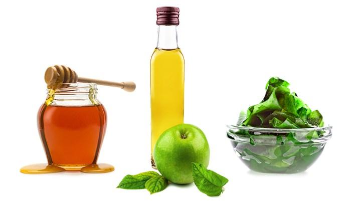 Honey And Apple Cider Vinegar Seaweed Mask For Gorgeous Skin