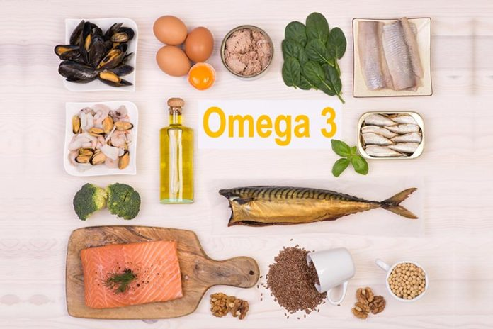 Home Remedies For Dry Eyes Syndrome: Omega-3s