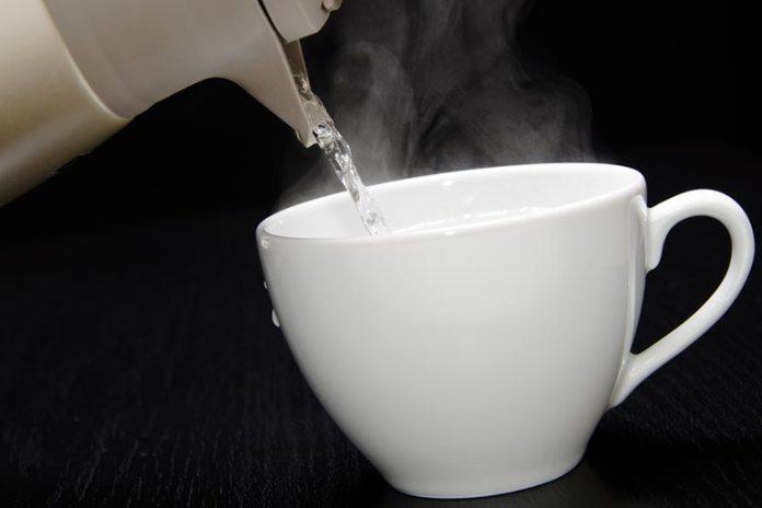 Natural Drinks For Migraine Headache: Warm Water