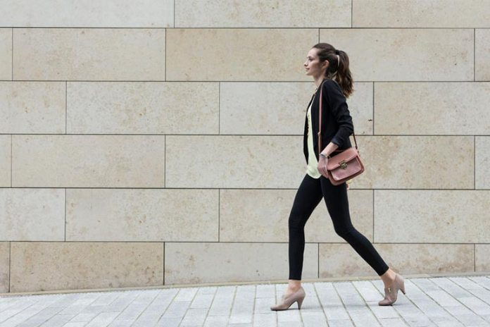 5 Exercises To Do When On the Go: Walking