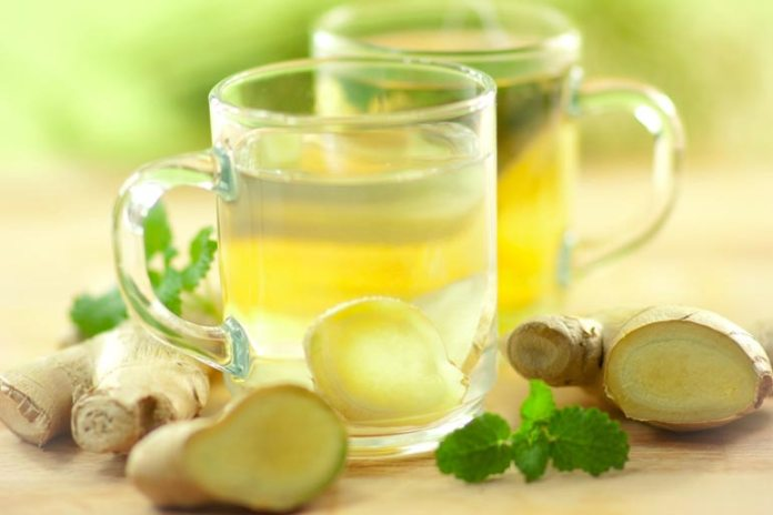 Natural Drinks For Migraine Headache: Ginger Tea