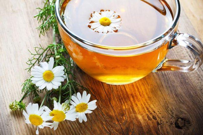 Chamomile Tea Can Be Used To Treat Eczema