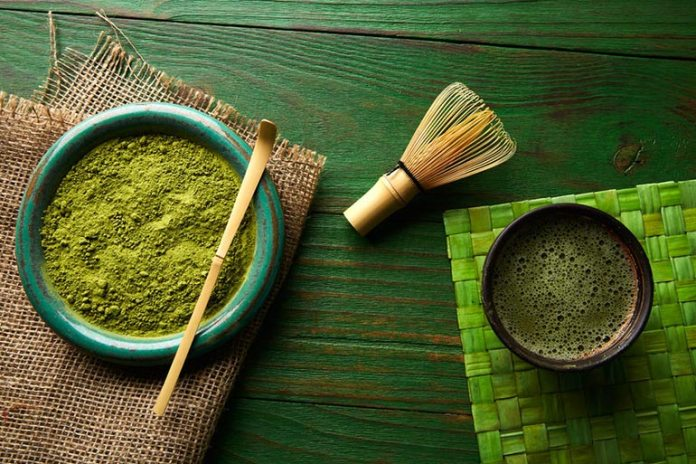 Matcha Tea Is Known For Detoxifying Skin