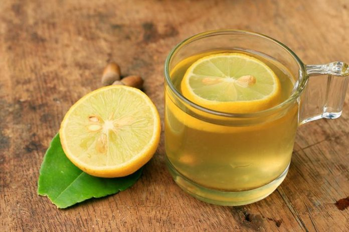 Lemon juice helps kill parasites and cleanses the colon.