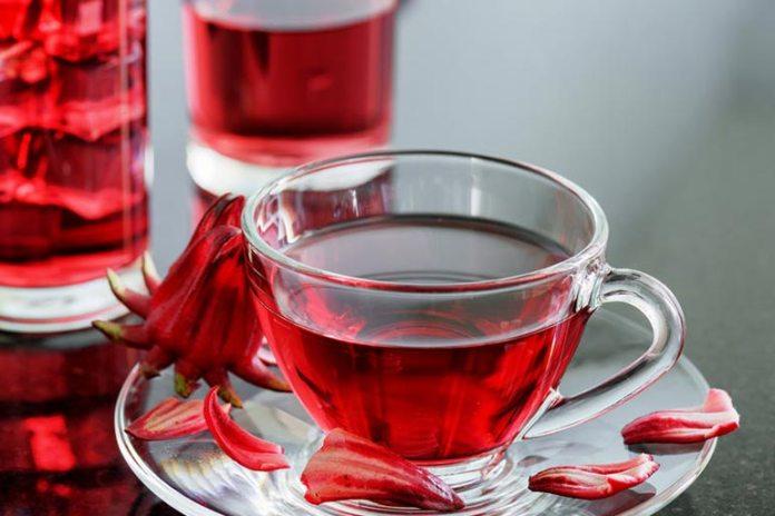 Hibiscus Tea Exfoliates Your Skin