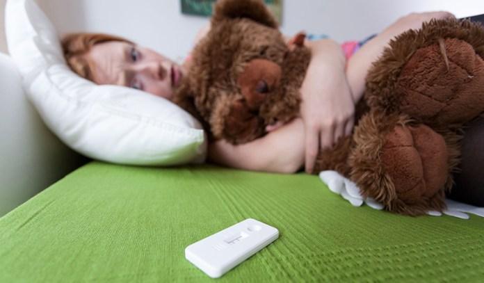 long term effects precocious puberty teen pregnancy