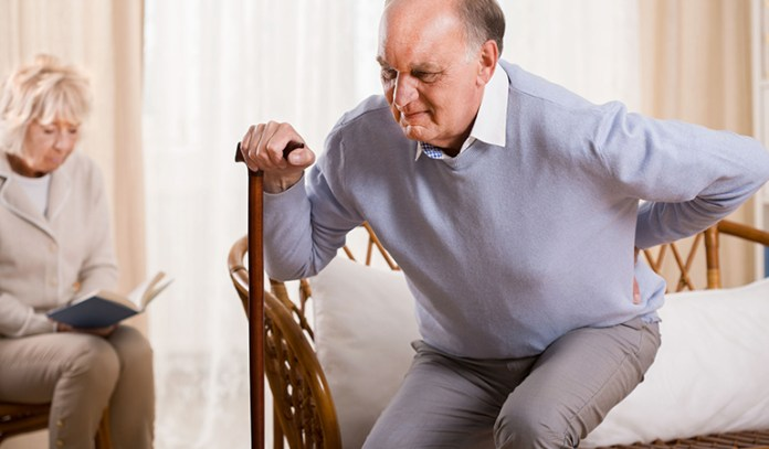 Old Age Causes Coccydynia