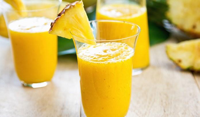 home remedies for wrinkles under eyes pineapple juice