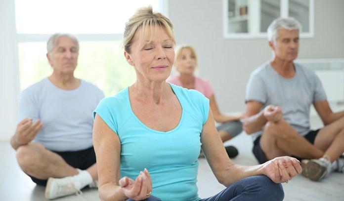 Natural treatment for mesothelioma Meditation