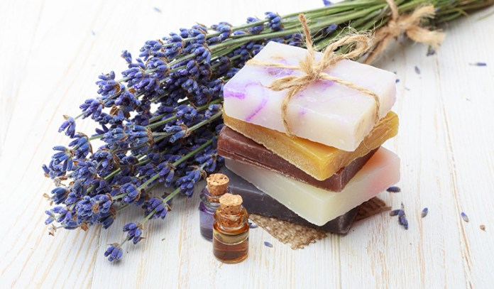 Make Soap Using Essential Oil At Home