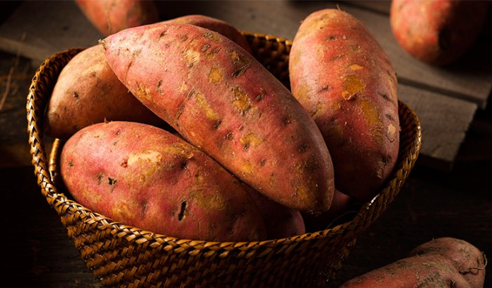 Sweet Potato Relieves Constipation