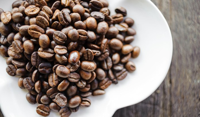 Decaf coffee is coffee with 97% of the caffeine removed