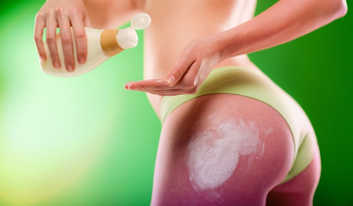 An active and healthy lifestyle gets rid of cellulite.