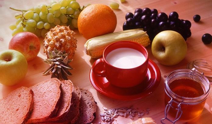 Good Food habits can restore vitality