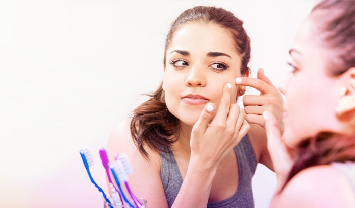 Stress more dangerous in women under 50 acne breakouts
