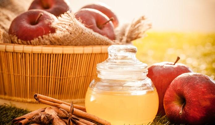 Apple Cider Vinegar Burn Away Moles