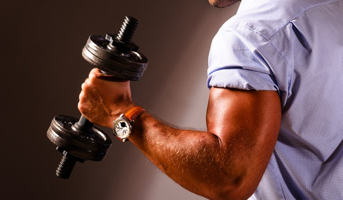 Exercise builds stronger muscles and bones