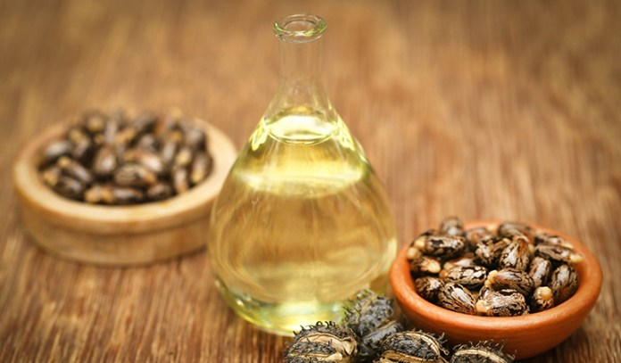 The smelly, sticky castor oil can increase eyelash growth by stimulating the follicles.
