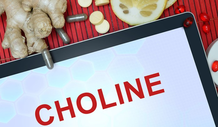 A vegan diet can have less choline than your body requires.