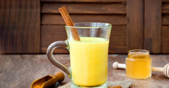 Detox In Your Sleep With Golden Milk