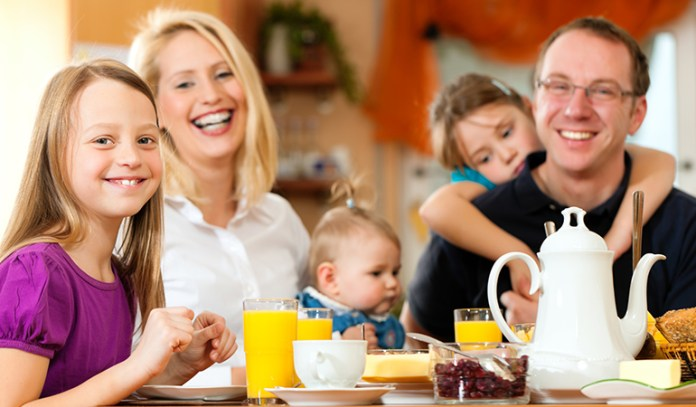 Eat Breakfast To Stabilize Blood Sugar