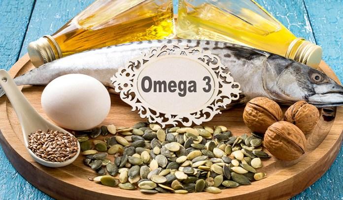 Healthy Food Like Omega-3 Fatty Acid Helps Overcome Depression