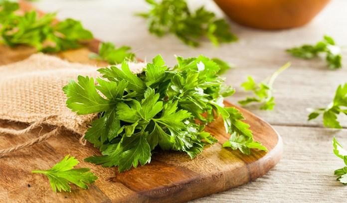 Eat Parsley And Let Your Bruise Heal Quickly