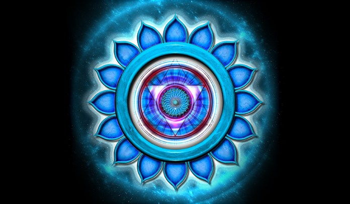 express freely through throat chakra meditation
