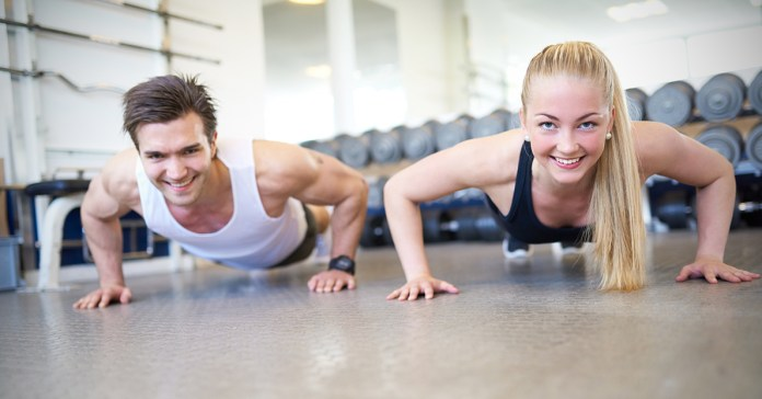 Full Body Workout In Five Minutes