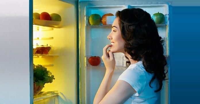 Foods low in calories