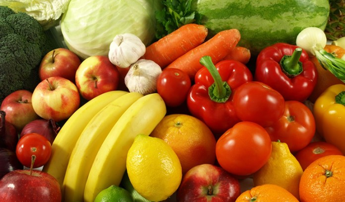 Fruits And Vegetables Manage Cholesterol Levels