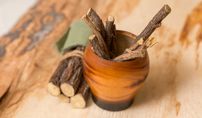 It will help take away the excess mucus and solve the sore throat issue