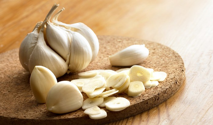 Garlic contains a high level of sulfur that boosts hair growth and reduces hair fall.