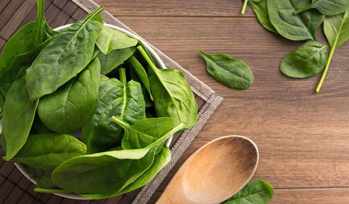 Green, Leafy Vegetables Give Calcium, Which Eases Period Pain