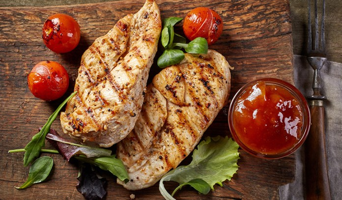 Grilled Chicken Is A Rich Source Of Lean Protein