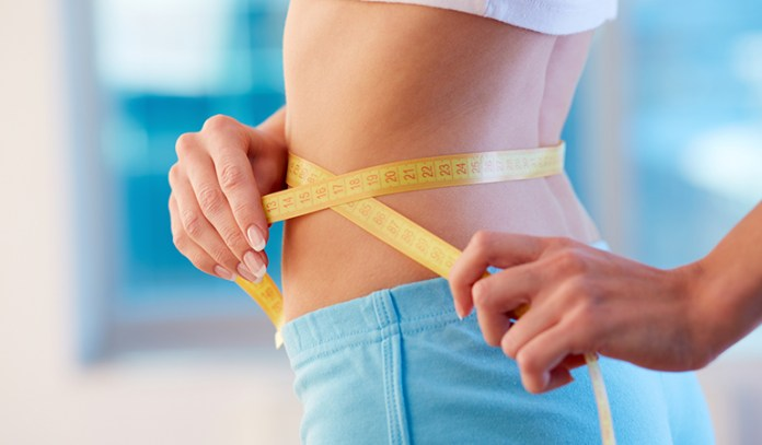 Exercising regularly helps you lose weight