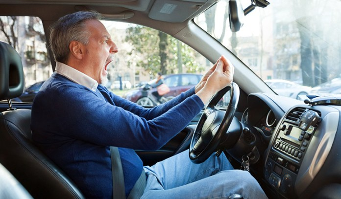 Driving every day can increase blood pressure temporarily and permanently over the long term.